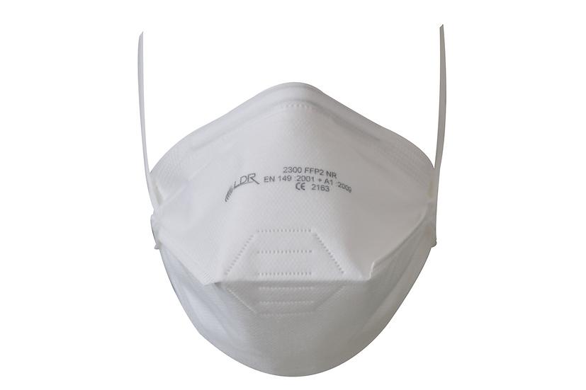 LDR 2300 FFP2 NR Solunum Maskesi