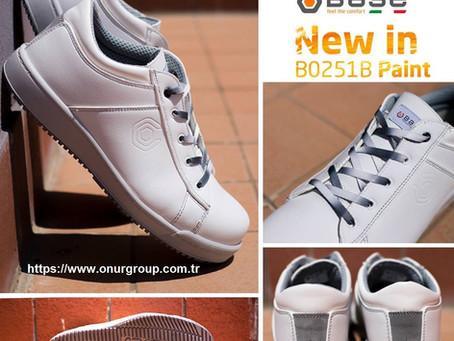 BASE B0251B S3 SRC İtalyan iş güvenliği ayakkabısı