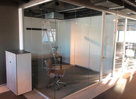 Ataşehir ofis bölme sistemleri ve cam bölme duvar işleri