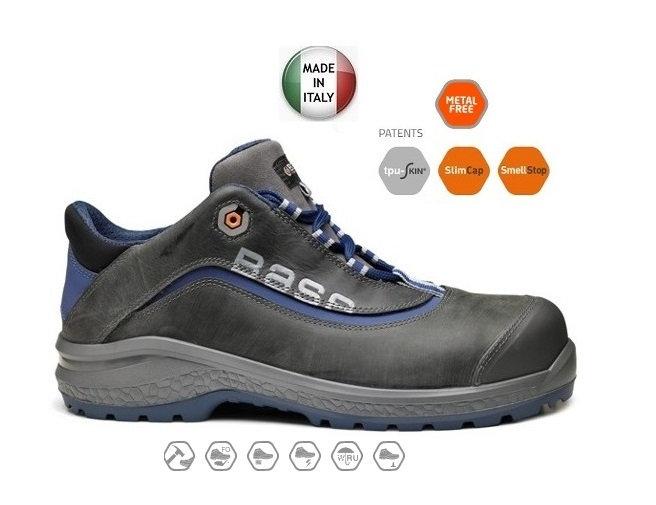 BASE B0874 Be-Joy S3 SRC İtalyan İş Güvenlik Ayakkabısı