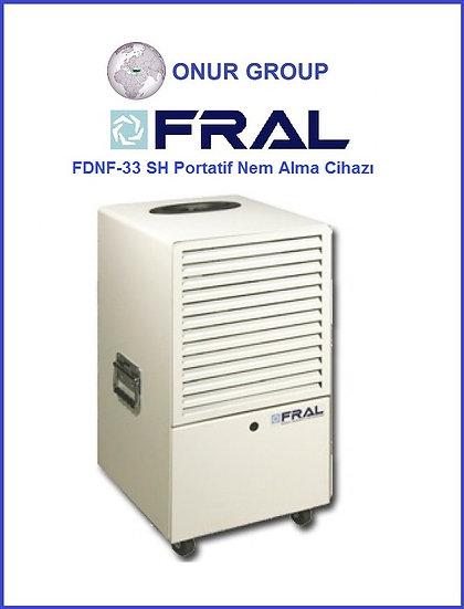 Fral FDNF-33SH Portatif Nem Alma Cihazı