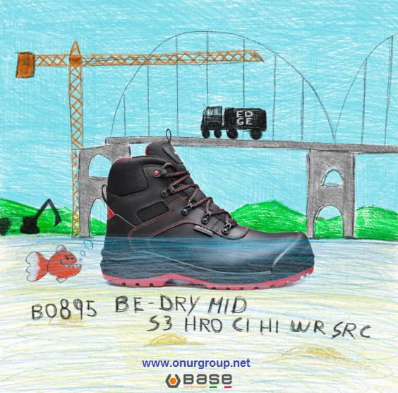 en uygun base iş ayakkabısı