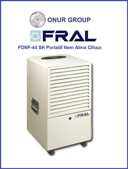 Fral FDNF-44 SH Portatif Nem Alma Cihazı
