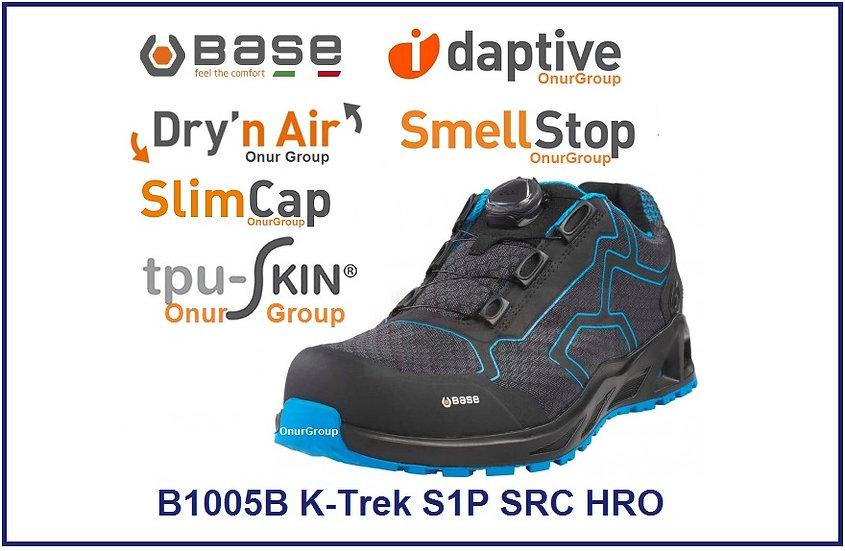 BASE B1005B K-TREK S1P HRO SRC İş Ayakkabısı