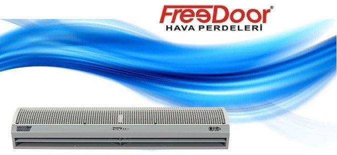 FreeDoor FM-3020 Isıtıcısız Hava Perdesi 200 cm