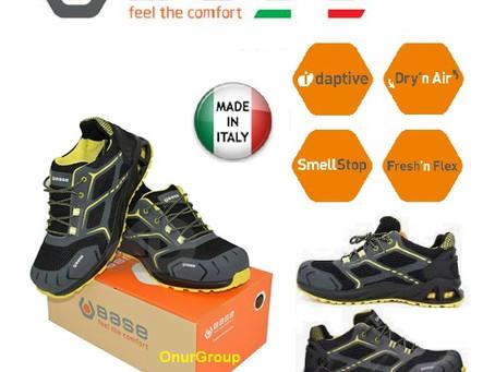BASE B1004C K-Speed S1P HRO SRC İtalyan İş Güvenlik Ayakkabısı