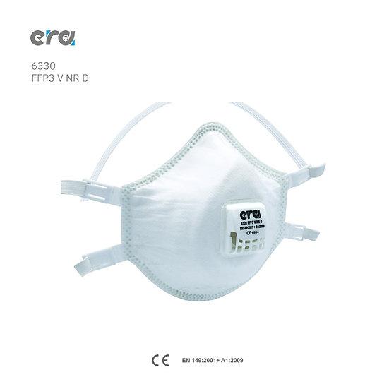 ERA 6330 FFP3 V NR D Solunum maskesi ventilli