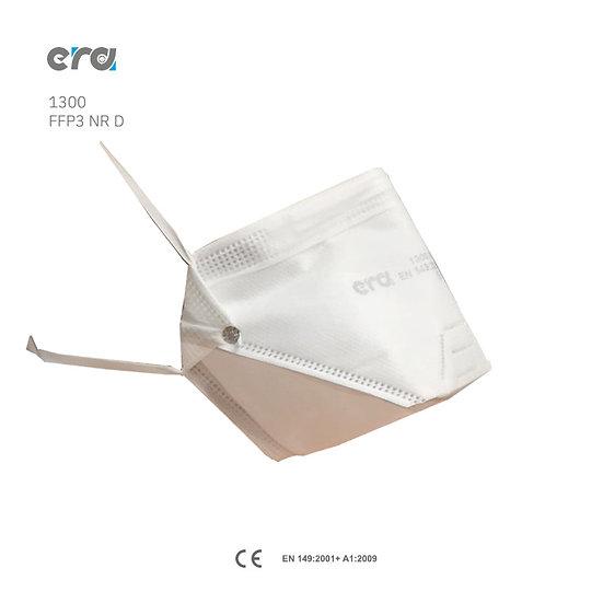 ERA 1300 FFP3 NR D Toz Maskesi Ventilsiz