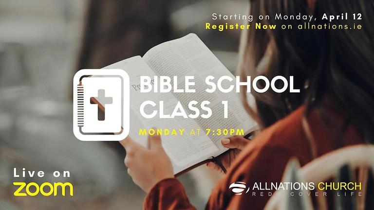 Bible School Online