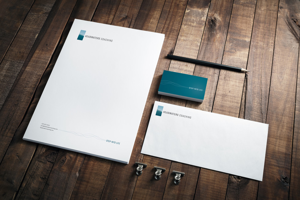 Headwaters print materials