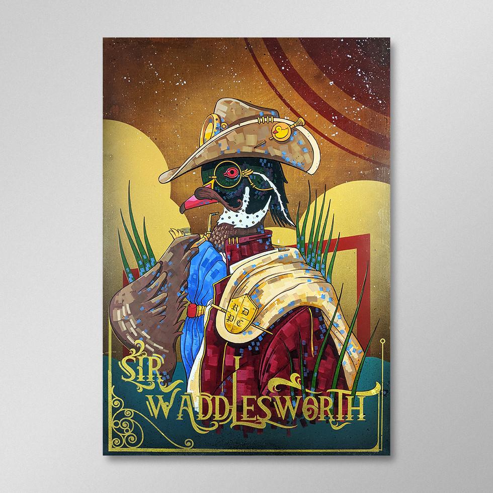 Sir Waddlesworth