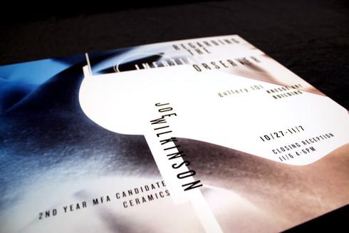 Promotional poster: Regarding the Inertial Observer