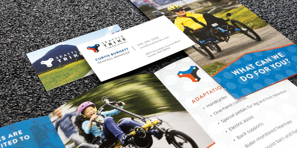 Seattle Trike Print Materials