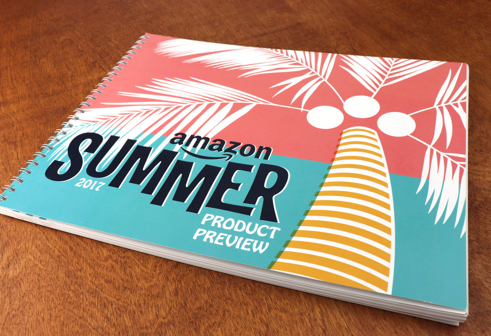 2017 Amazon Summer Product Preview