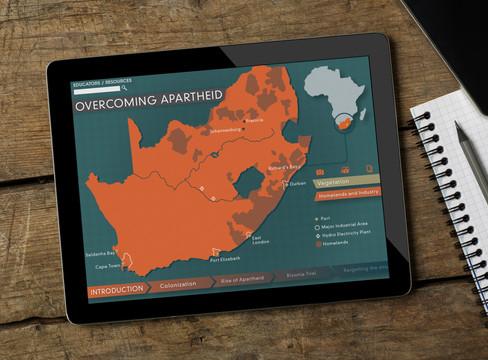 Digital Humanities Repository: Overcoming Apartheid