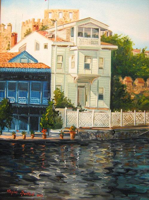 Artist by Haşim Şentürk