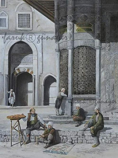 Artist by Faruk GÜYANER