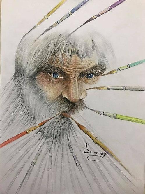 Artist by İshak ŞAFAK