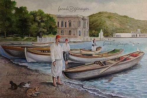Artist by Faruk GÜNAYER