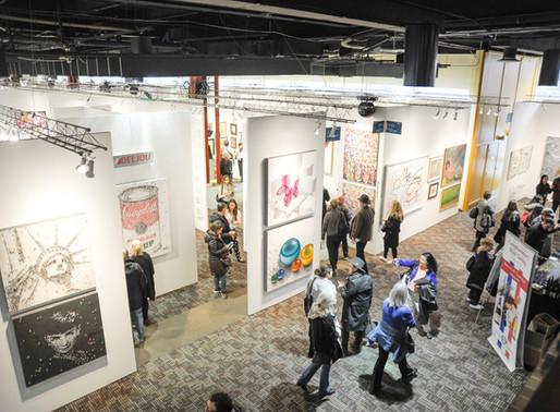 NEW YORK  Art Expo  2020