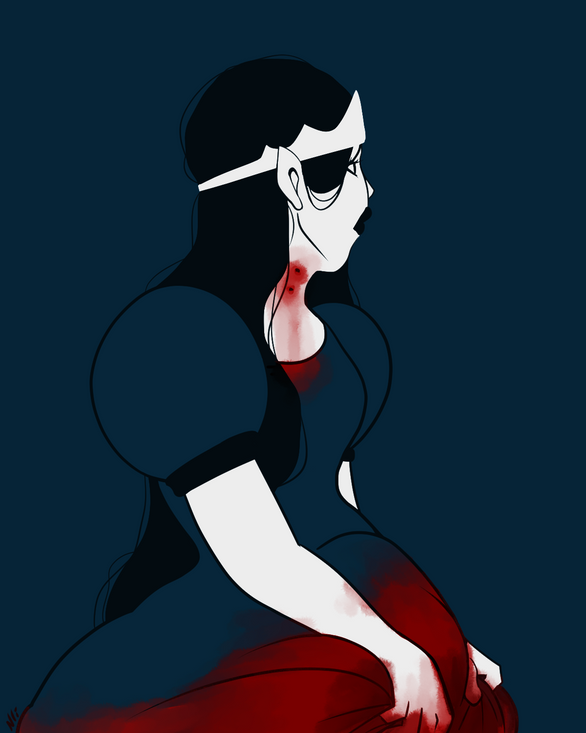 Prinsessa ja vampyyri
