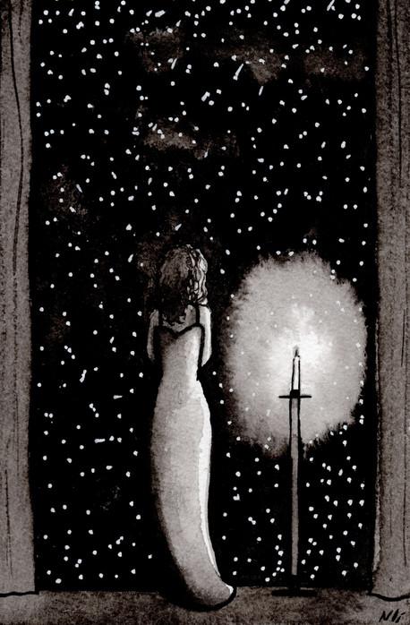 """""""Kynttilän valossa"""""""