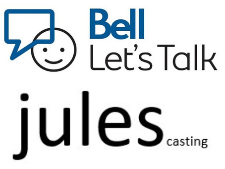 A LOVE MOVEMENTBY JULES CASTING FOR BELL LET'S TALK!