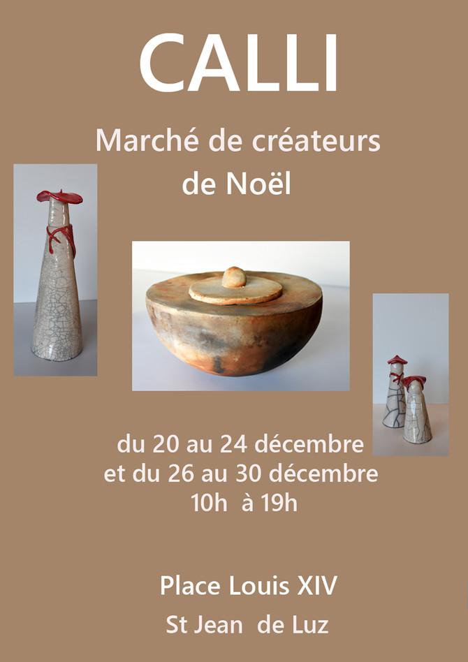 Marché de Créateurs de Noël