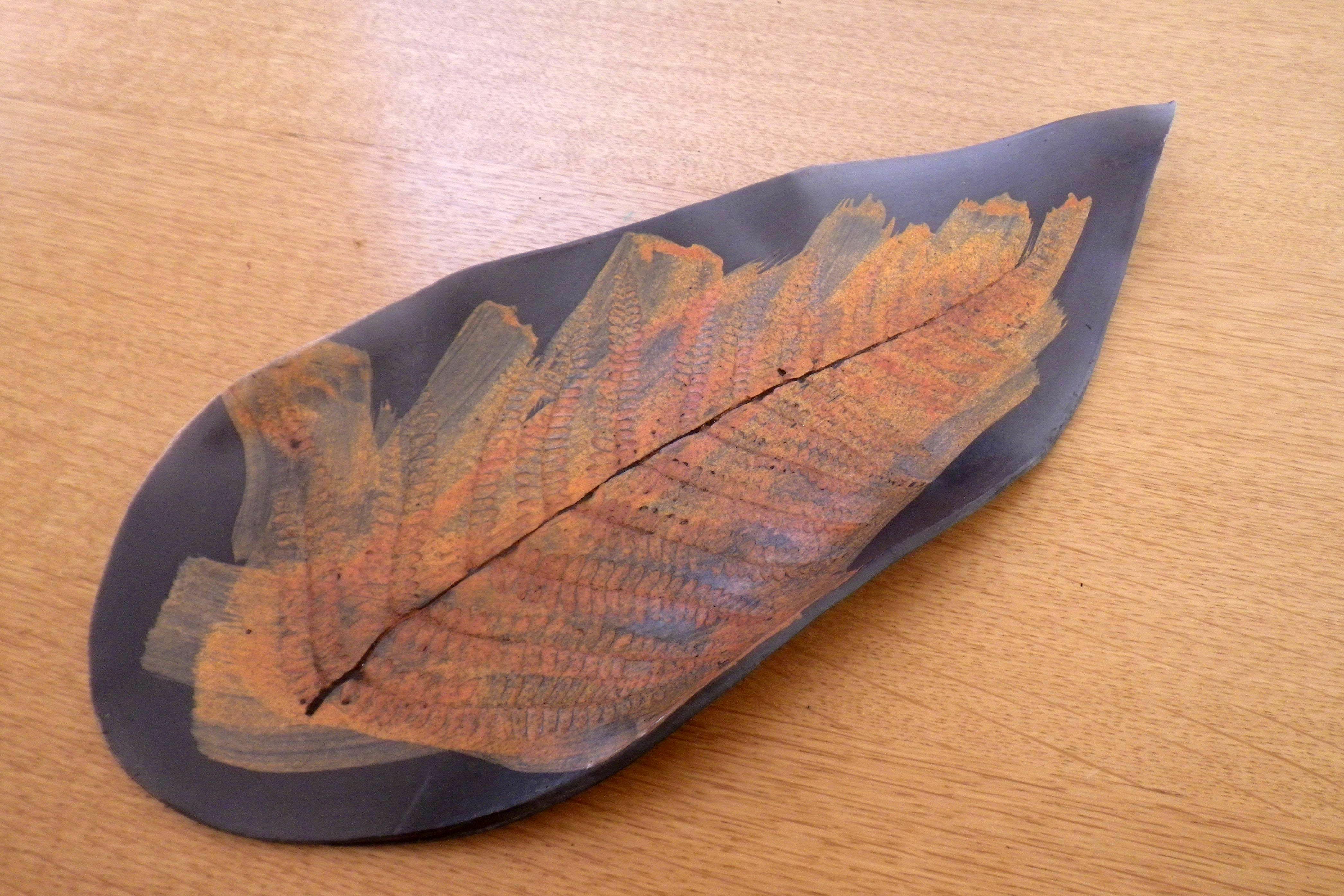 plat d'automne