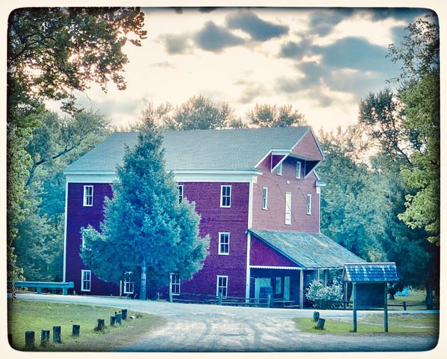 Inspiring image at Adams Mill