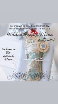 Closed for Christmas 2019
