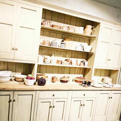 Creamy kitchen