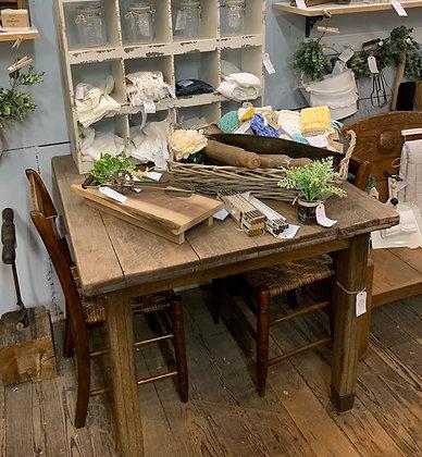 Antique Kitchen Table