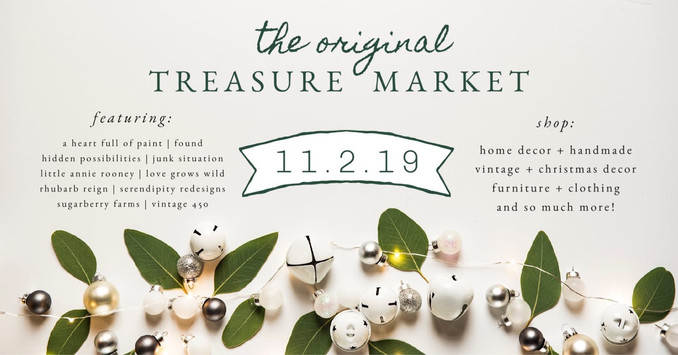 The Original Treasure Market 2019