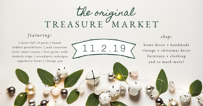 The Original Treasure Market 2019