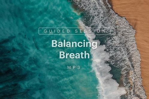 Guided Breathwork – Balancing Breath