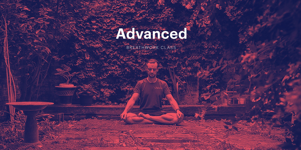 Advanced Online Breathwork Class with Martin Petrus
