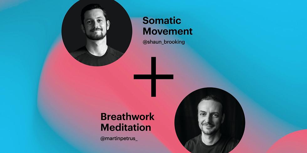 Somatic Movement + Breathwork Meditation
