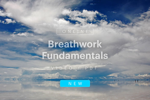 Breathwork Fundamentals Course