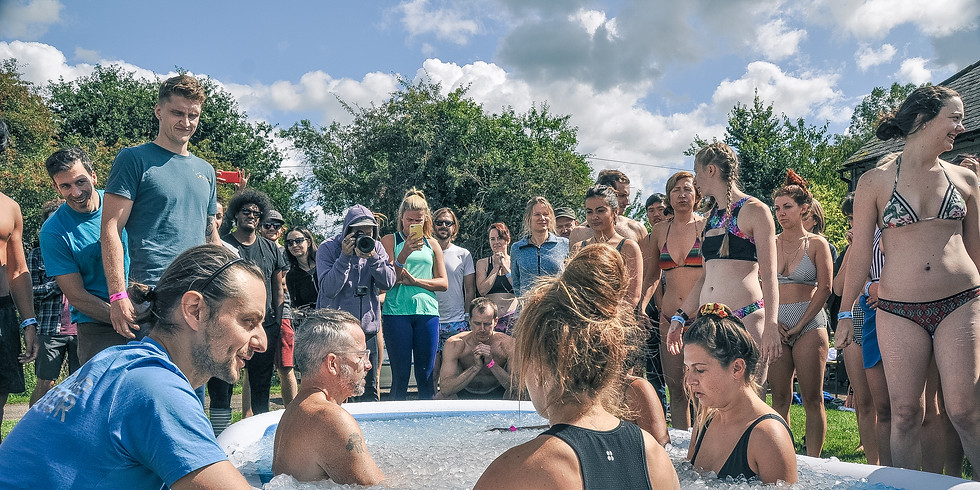 Wim Hof Method by Martin Petrus /Pure Sports Med