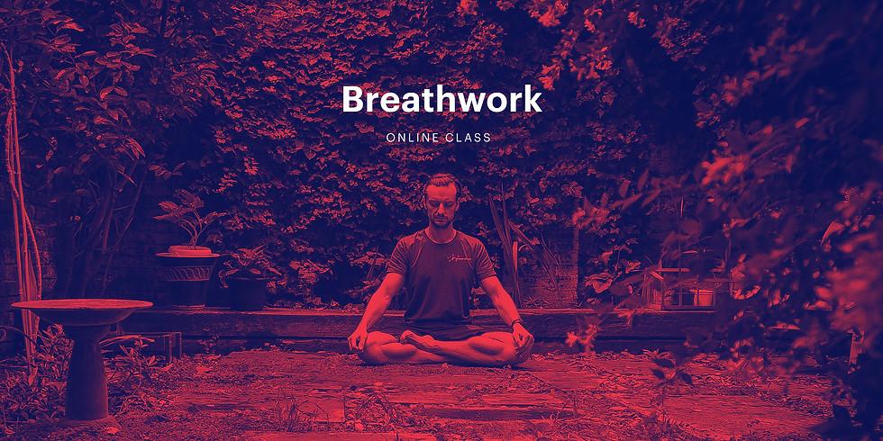 Online Breathwork Class