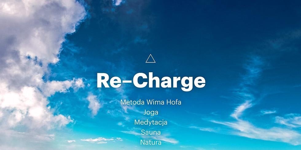 Re:Charge - Metoda Wima Hofa /Ojrzanów