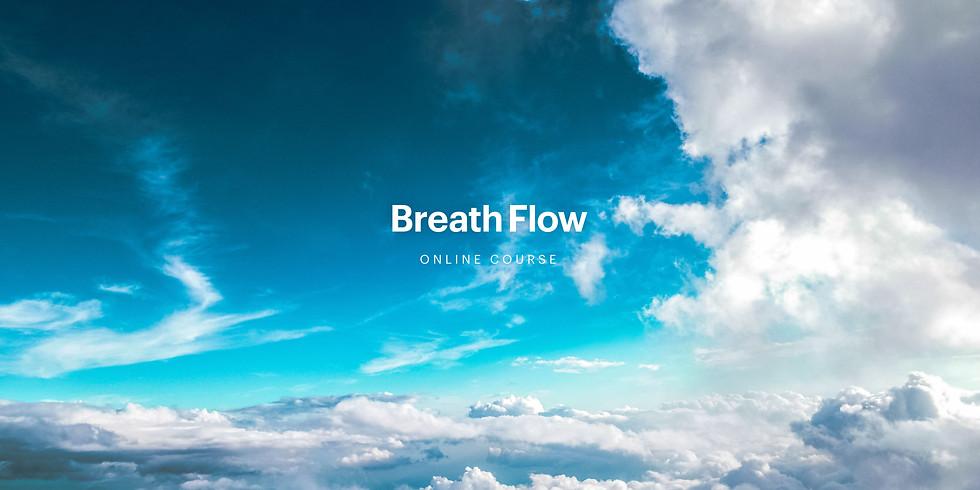 Breath Flow Online Course
