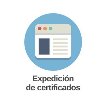 Secretaría: Certificados, constancias, diplomas y documentos