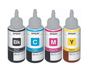 Suministro de tintas