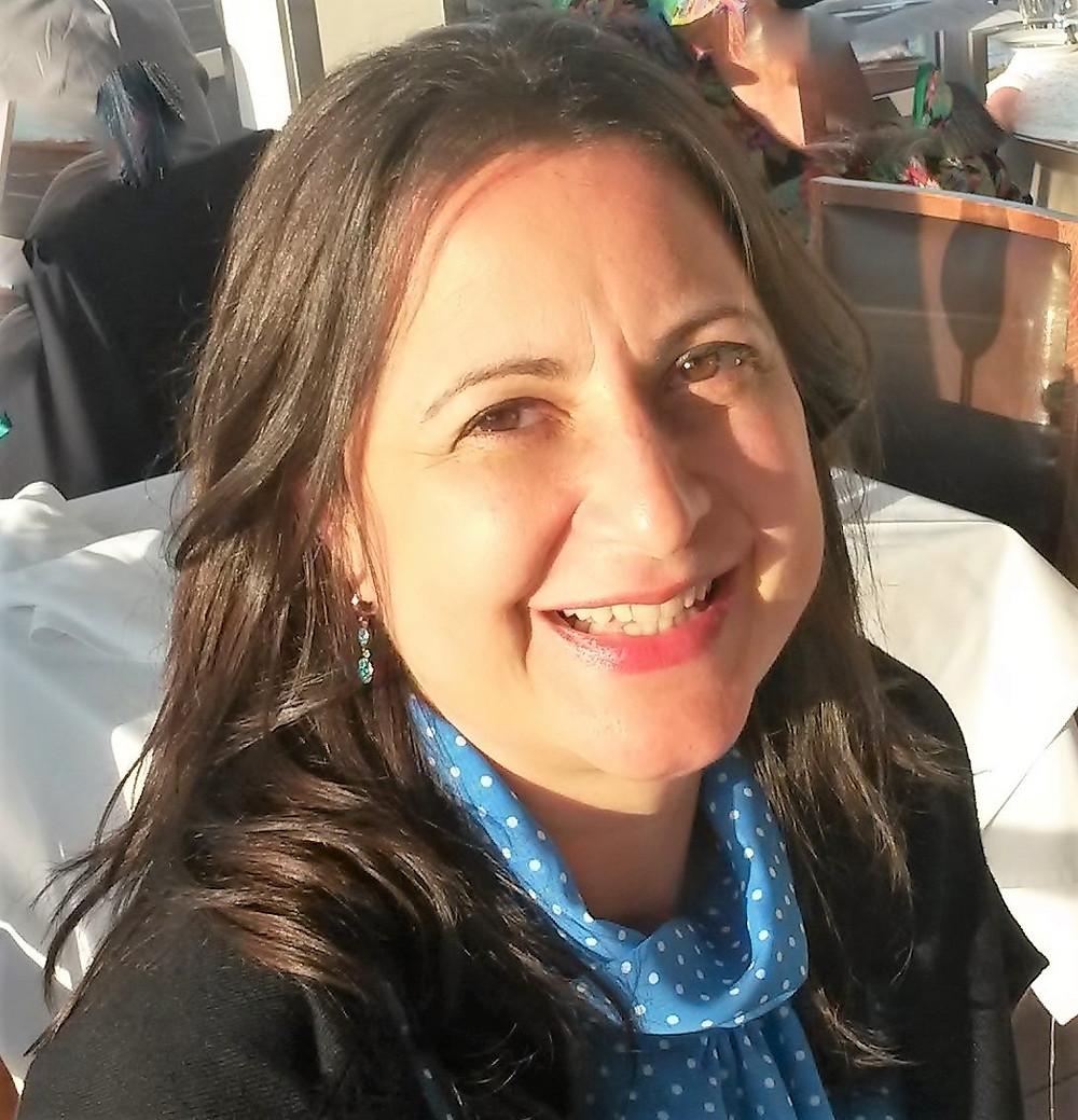 Isabel Vidigal, translator/interpreter
