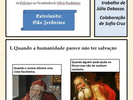 Lost (and Found) in Translation 8 - português