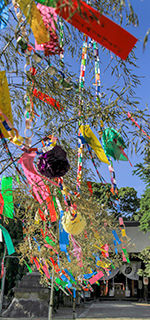 富部神社, 七夕祭