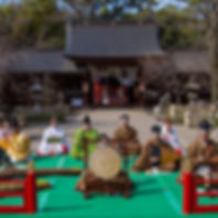 富部神社, 雅楽, 保存会