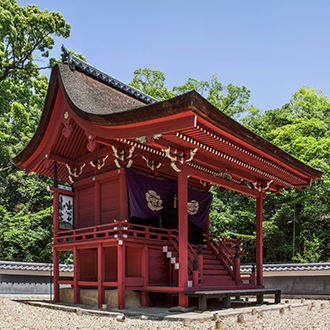 富部神社, 本殿, 国重要文化財